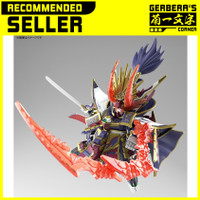 SDW Heroes Nobunaga Gundam Epyon Bandai