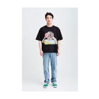 PREORDER acme de la vie Baby Face Donut Oversized BF Tshirt Kaos ADLV