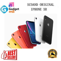 Reddy iPhone Xr 64gb second like new inter Appel Fullset
