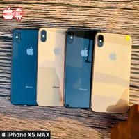 Apple iPhone XS Max 64GB 256GB Second Like New Original Fullset - Gold, 64GB