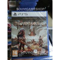 PALING MURAH !! PS5 GODFALL ASCENDED EDITION CD BD GAMES PS 5 ENGLISH