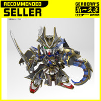 SDW Heroes Benjamin V2 Gundam Bandai