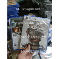 PS5 CALL OF DUTY BLACK OPS COLD WAR / COD BO COLD WAR CD BD PS5 ENG