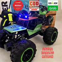 RC Avengers Jeep Mobil Remote Control Offroad Murah Rock Crawler Rc