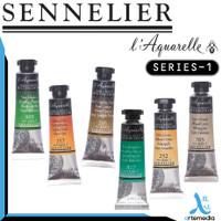 Cat Air Sennelier Aquarelle Tube 10ml Watercolor Series 1 - 02/03