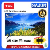 TCL L32D310 LED TV 32 Inch USB Movie HD Ready