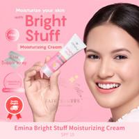 Emina Bright Stuff Moisturizing Cream SPF 15 Pelembab Wajah Sunblock