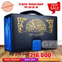 Al-Quran Utsmani Import Model Per Juz EL-SAHHAR Tas uk. B5