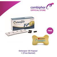 Osteopor 30 tablet untuk Tulang Sehat & Kuat