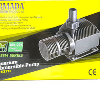 Pompa kolam hidroponik airmancur ARMADA 107A