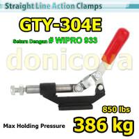 Toggle Clamp Push Pull GH 304E GTY 304 E setara WIPRO 933 386kg