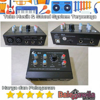 Soundcard Audio Interface USB Sound Card ISK DS2 DS 2 Podcast Record