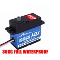 Servo JX CLS-5830 HV 30KG waterproof 8.4v coreless RC Buggy 1/10 1/8