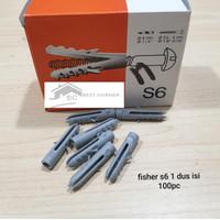 FISSER S6 / FISHER S6 1 DUS 100PCS
