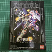 Manual Book MG Unicorn Daban 1/100