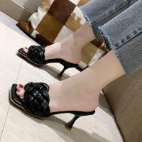 Sandal BOTTEGA 336 The Lido Sandals heels 7cm 3 Warna