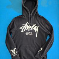 hoodie stussy world tour