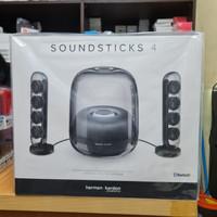 Harman kardon soundstick 4 stereo bluethoot system speaker with light
