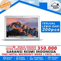 MacBook Air 2017 MQD32 - 13 1.8Ghz Core i5/8Gb/128Gb - Garansi Resmi