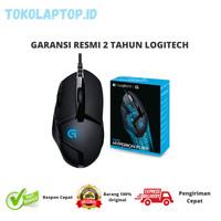 Logitech G402 Gaming Mouse Hyperion Fury GARANSI RESMI 100% - G402 SAJA