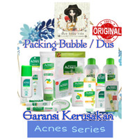 ACNES Creamy Face Wash Toner Sealing Jell Gel Acne Spot Care Point