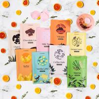 Masker Organik   Organic Mask by Poupeepou 25gr - Oatmeal