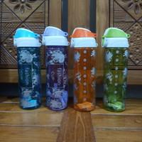 Botol Air Minum 600ml Fashion Cup / Botol 600 ml + Tali Pendek