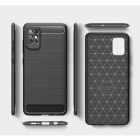 Silicon carbon Ipaky Infinix Note 8 Softcase