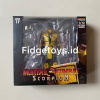 Storm Collectibles Scorpion Mortal Kombat 3