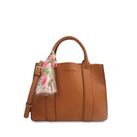 Tas Travel Les Catino Suika Satchel Nl Tan Lacoste With Scarf