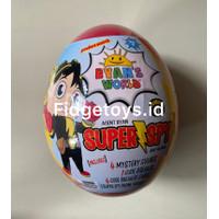 Ryan's World Red Giant Surprise Egg Super Spy - Hot 2021