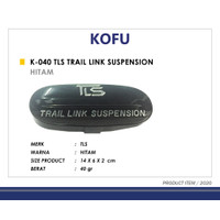 K-040 TLS TRAIL LINK SUSPENSION ( HITAM )