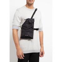 Third Day AMB14 One Side Tactical Vest Bag Katakana Hitam