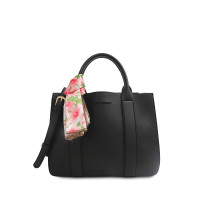 Tas Travel Les Catino Suika Satchel Nl Black Lacoste With Scarf