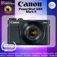 KAMERA CANON POWERSHOT G9X MARK II RESMI