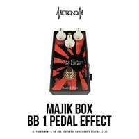 Majik Box BB 1 Pedal Guitar Effect / Pedal Gitar StompBox