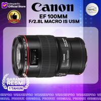 LENSA CANON EF 100MM F/2.8L MACRO IS USM resmi