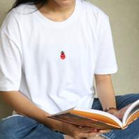 Bamboo T-Shirt 710 Beetle White