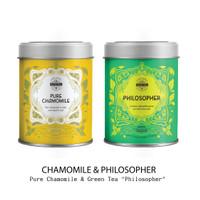 The Original   PROMO Big Tin   Pure Chamomile + Philosopher Green Tea