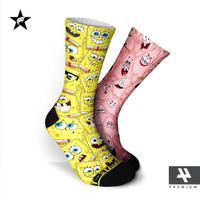 Starfight - Kaos Kaki SpongeBob v Patrick - Spongebob Edition