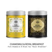 The Original   PROMO Big Tin   Pure Chamomile + Royal Breakfast