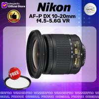LENSA NIKON AF-P DX 10-20mm f4.5-5.6G VR