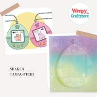 Cetakan Silicone Resin Shaker Tamagotchi Cetakan Resin Clay Kue Nail