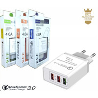 Charger BRANDED 3USB PORT 4A F-002 Qualcomm 3.0 Samsung/ Xiaomi/ Oppo