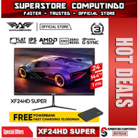 Armaggeddon Pixxel+ Xtreme XF24HD Super Gaming Monitor