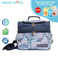 Thermal Bag / Cooler Bag Natural Moms - Sling Tokyo