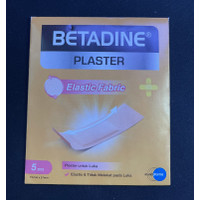 Plaster Betadine isi 5 pcs