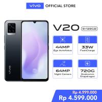 Vivo V20 [8/128] RAM 8GB ROM 128GB Midnight Jazz