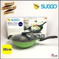 Suggo Wok Pan Professional 30 Cm SG-30WP Wok pan