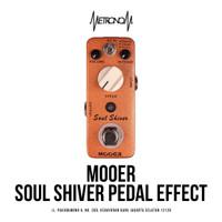 Mooer Soul Shiver Pedal Guitar Effect / Pedal Gitar StompBox